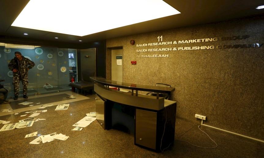 Assailants Face Prosecution for Attacking Asharq Al-Awsat Newspaper Beirut Offices