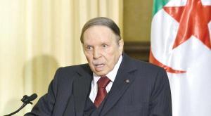 Algerian President Abdulaziz Bouteflika