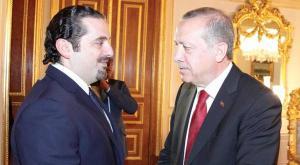 Lebanon, Turkey, Erdogan, Hariri