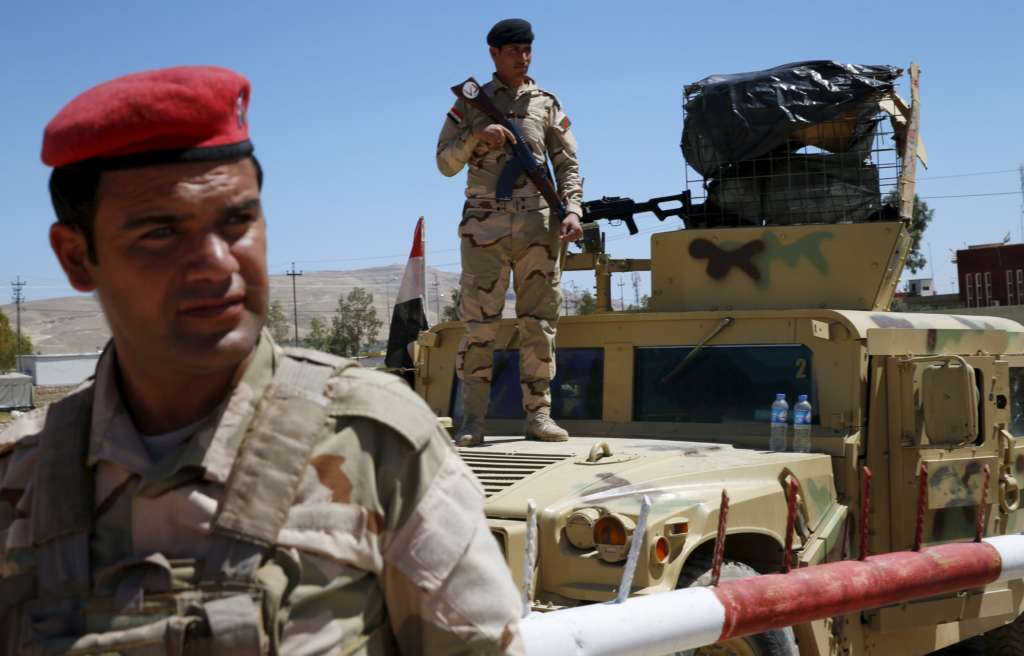 Two Killed in Kurd-Shi'ite Clashes in Northern Iraq
