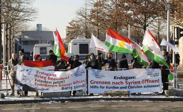The Kurdish-Turkish Conflict is Playing Out in Germany