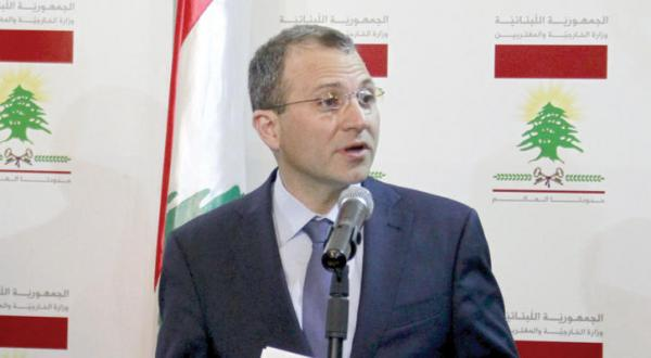 Bassil Scrounges Lebanese in the Gulf to Attend Lebanese Diaspora Energy Conference