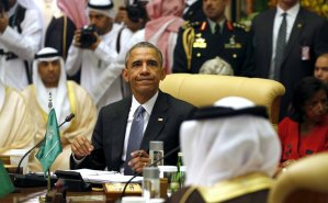 Obama attends GCC summit in Riyadh, Saudi Arabia
