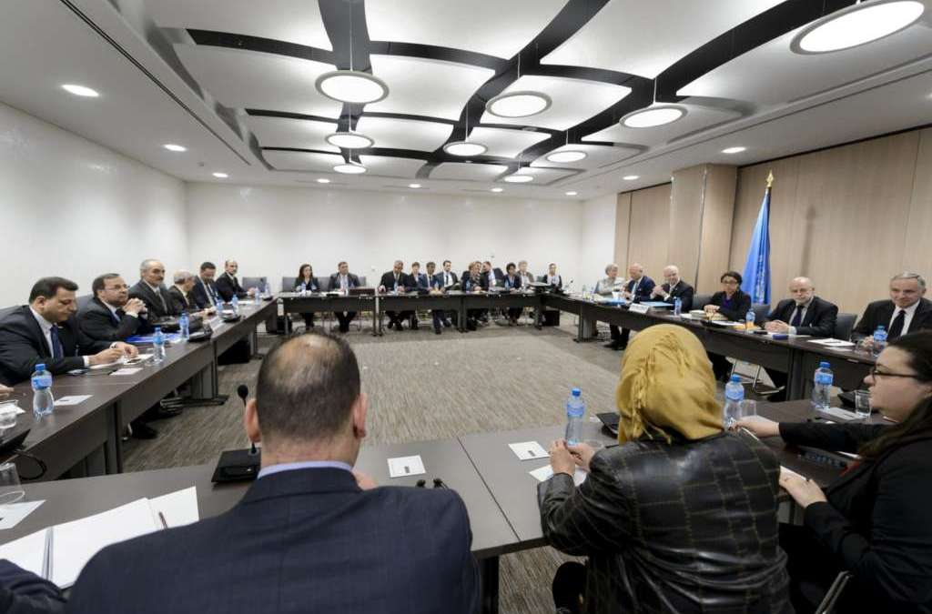 Syrian Opposition: No Negotiations before Delivery of Humanitarian Demands