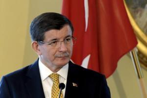 Turkish Prime Minister Ahmet Davutoglu visits Finland