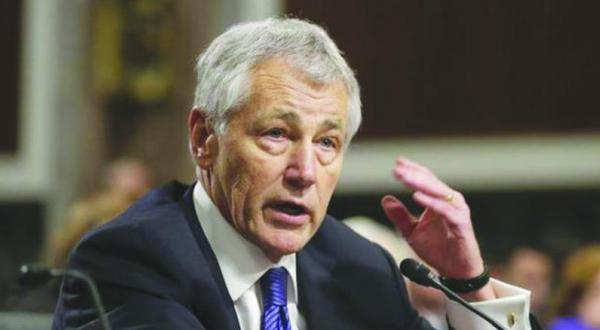 Hagel: American-Saudi Relations Are Crucial for Middle East's Future