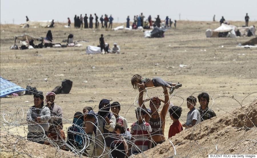 ISIS Regains Syrian Stronghold near Turkey Border
