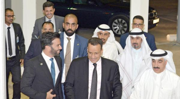 Signs of a Breakthrough in Yemeni Consultations After Kuwait Intervenes