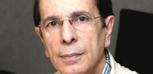 Palestinian novelist Rabai al-Madhoun