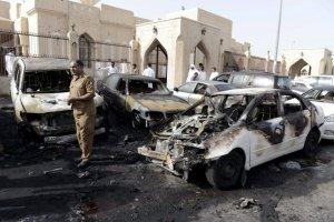 saudi mosque attack