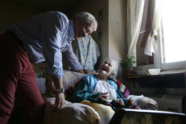 116-Year-Old Italian Emma Morano May Be the Last Living Person Born in the 1800s
