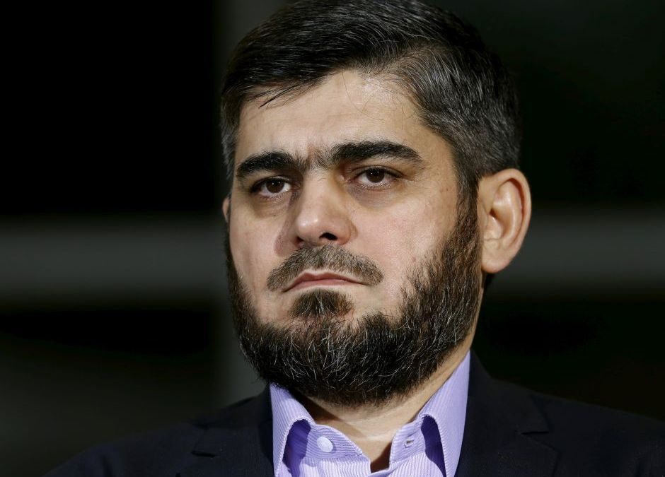 Syrian Opposition Negotiator Quits with Peace Talks Stalling
