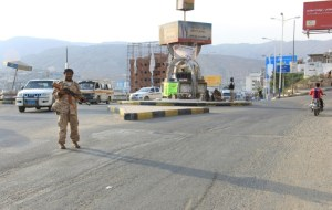 Aden Ports and navigation routes functioning after terrorist's withdrawal, A.F.P
