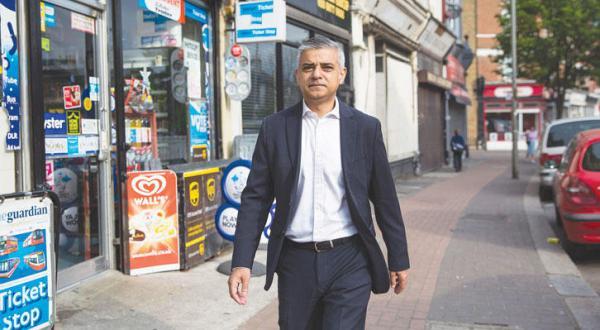 Opinion: The Mayor of London- Sadiq Khan