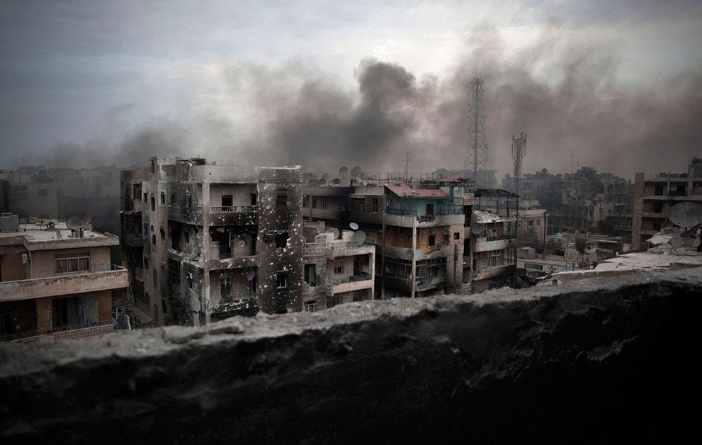 IRGC Slaughterhouse in Aleppo