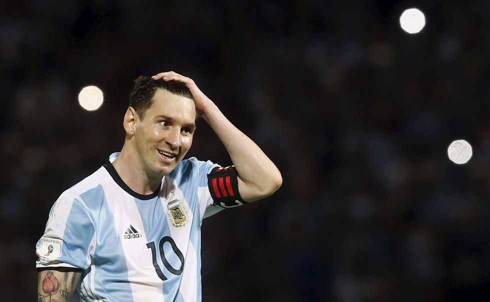 Messi's tax fraud trial opens in his absence in Spain