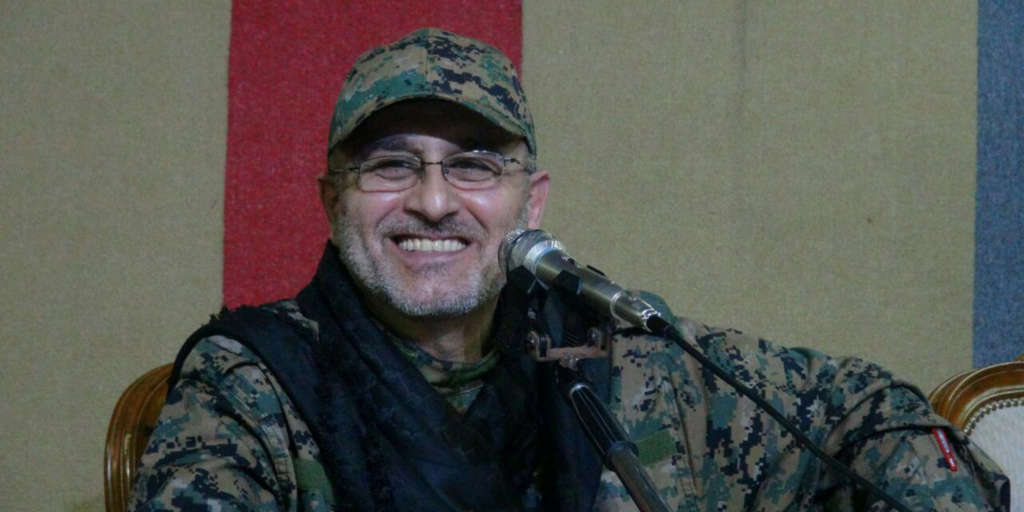 Hezbollah's 'Ghost' Falls in Syria