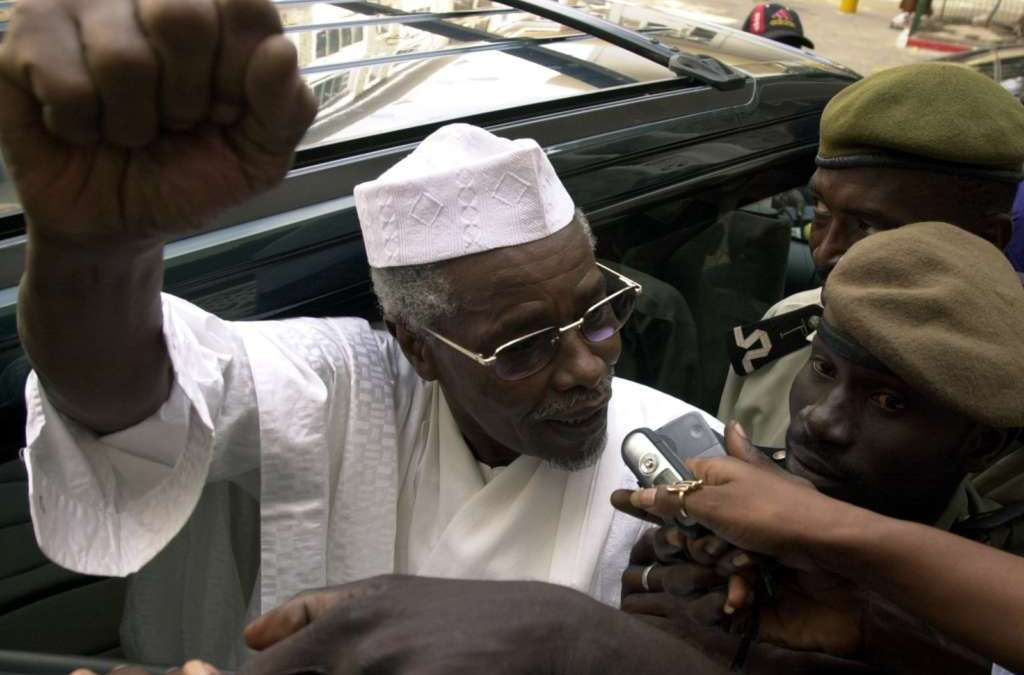 Former Chad Leader Sentenced to Life over War Crimes