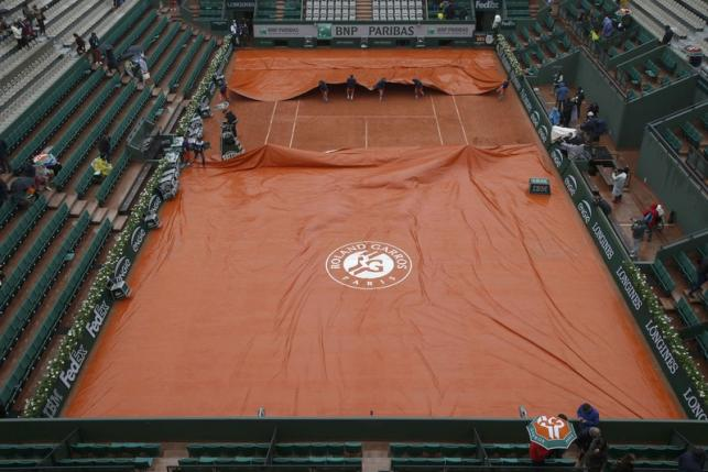 French Open Organizers under Fire as Backlog Grows