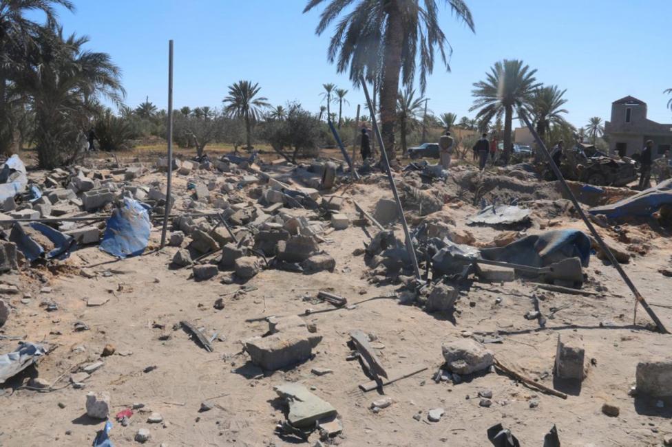 ISIS Kills 4 Libyan Security Personnel near Misrata