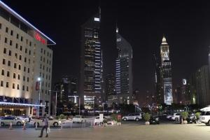 A general view of Dubai's cityscape