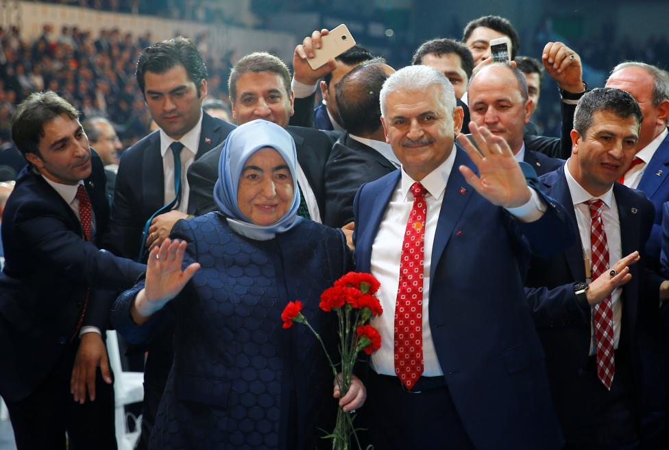 New Turkish PM Backs Constitution to Strengthen Erdogan