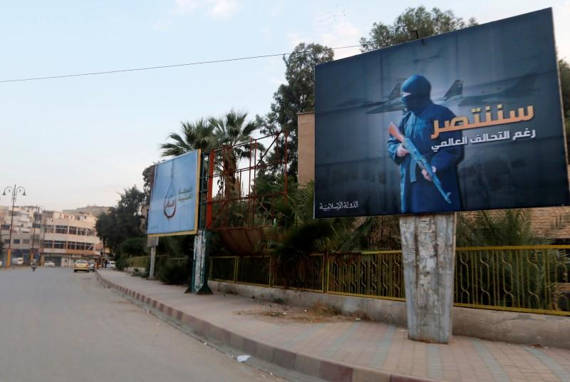 ISIS Militants Fight Rebels in North Syria Strongholds