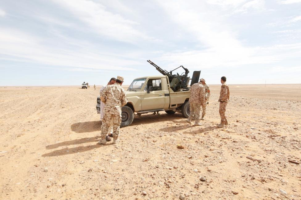 Libya Needs United Force to Battle ISIS – U.N. Envoy