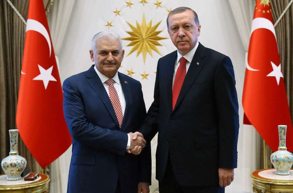 Turkey's Erdogan Approves New Government Formed by Longtime Ally