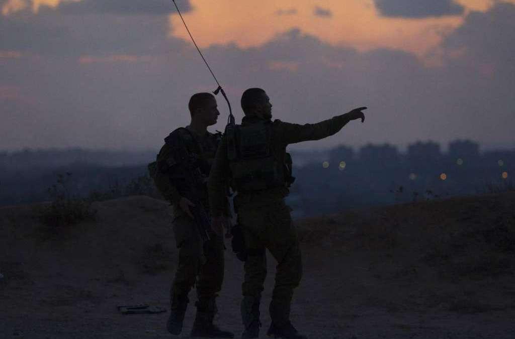 Israel Retaliates after Gaza Mortar Fire as Hamas Rejects 'Incursions'
