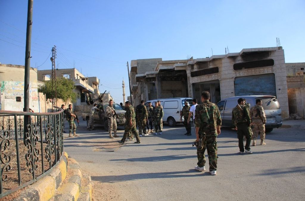 Rights Activists Say Hama Prisoners in Deal to End Mutiny