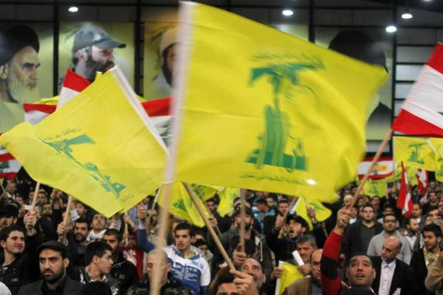 U.N. Envoy Says Lebanon under Threat over Hezbollah Expansion