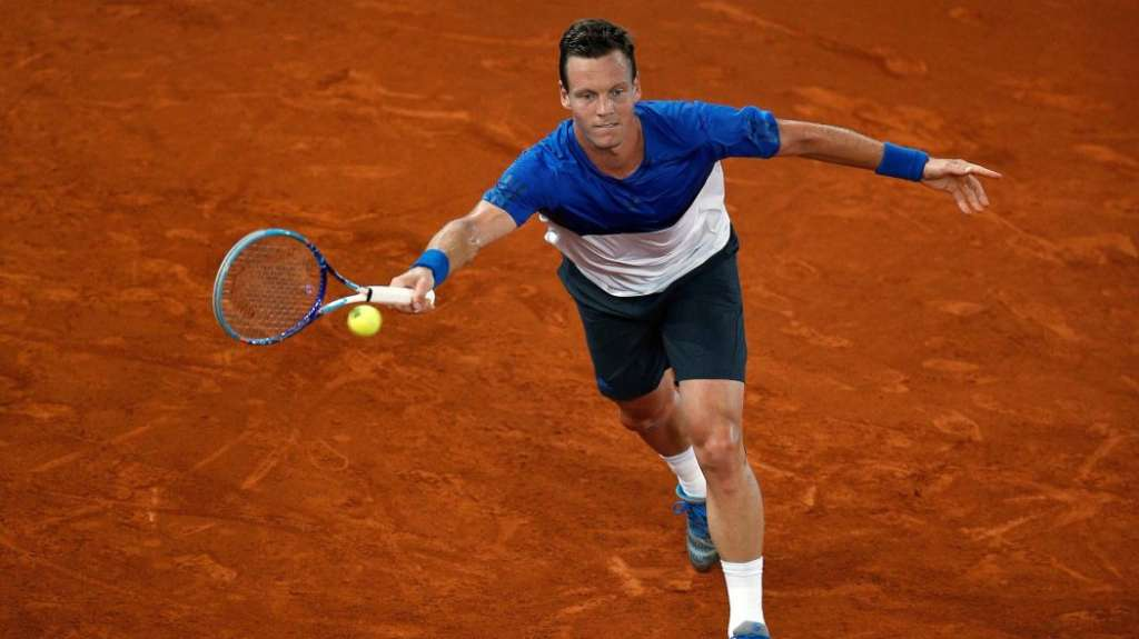 Tennis: Tomas Berdych Fires Coach after Murray-Mauresmo Split