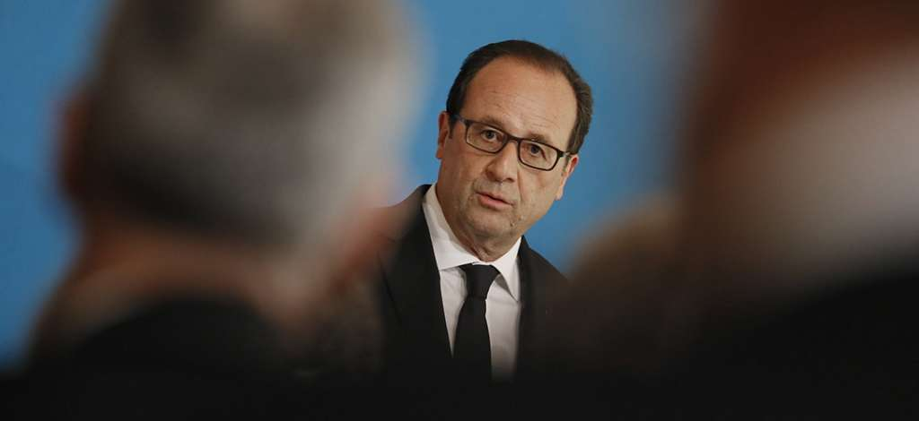 Hollande: Mideast Peace Conference in Paris Postponed to Summer