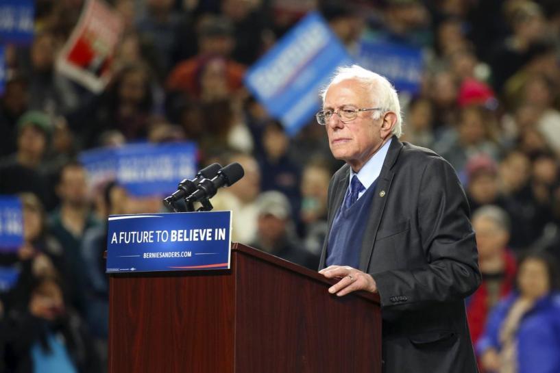 Sanders Wins Greater Say in Democratic Platform; Names Pro-Palestinian Activist