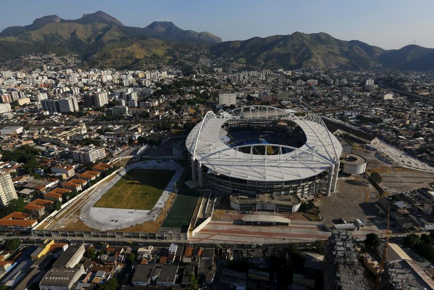 Temer Says Rio will be Ready as Sports Minister Denies Conflict of Interest