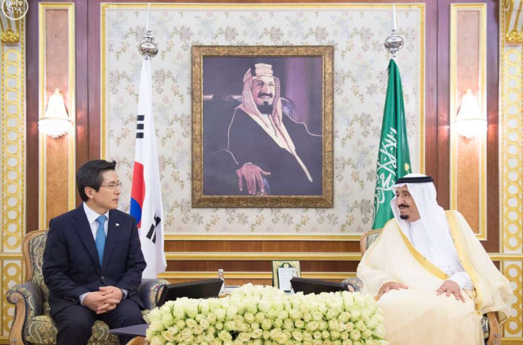 Saudi-South Korean Summit in Jeddah Discusses Cooperation, Regional and International Developments