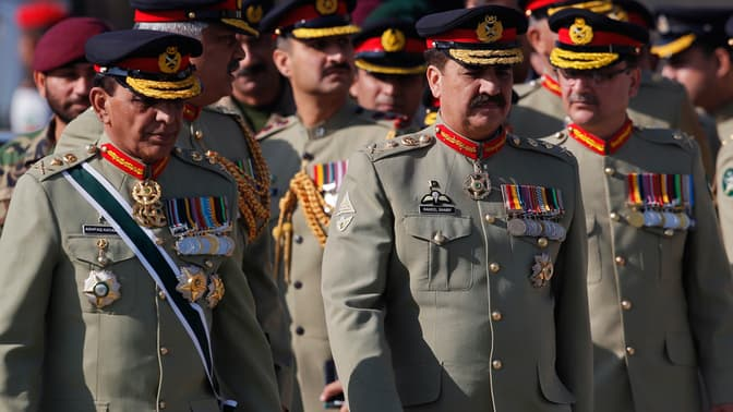 Pakistani Army Chief Confirms Death Penalty for 11 Taliban