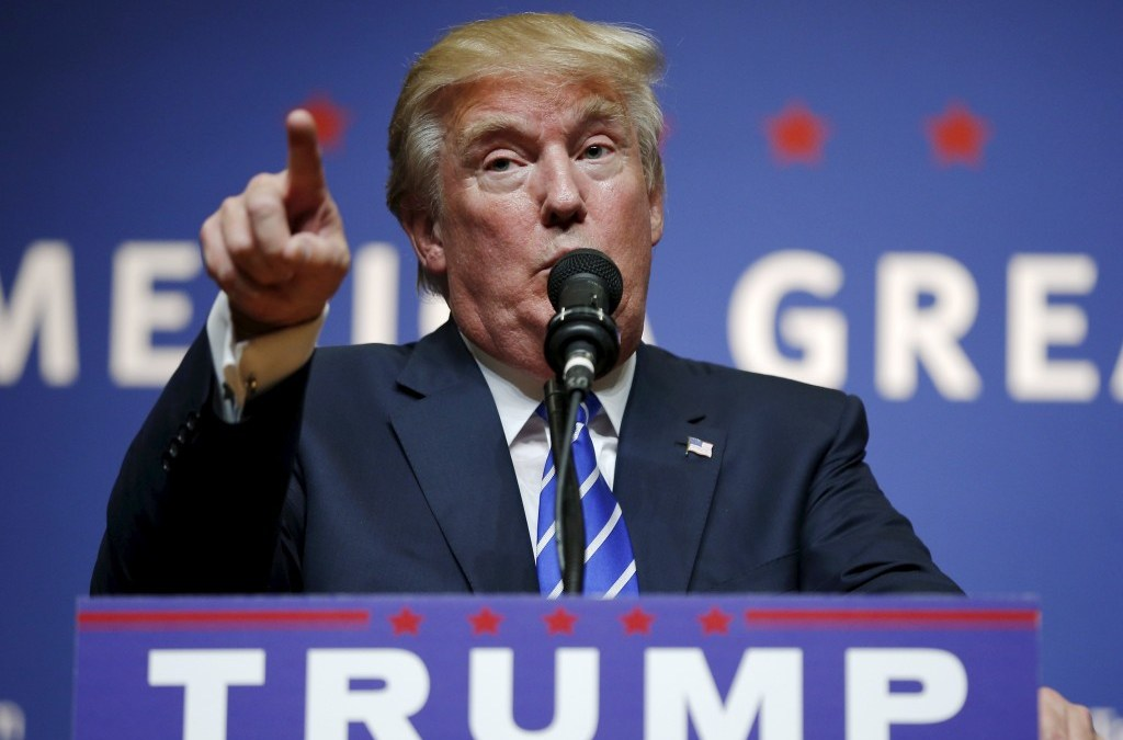 Trump Says Would Renegotiate Global Climate Deal