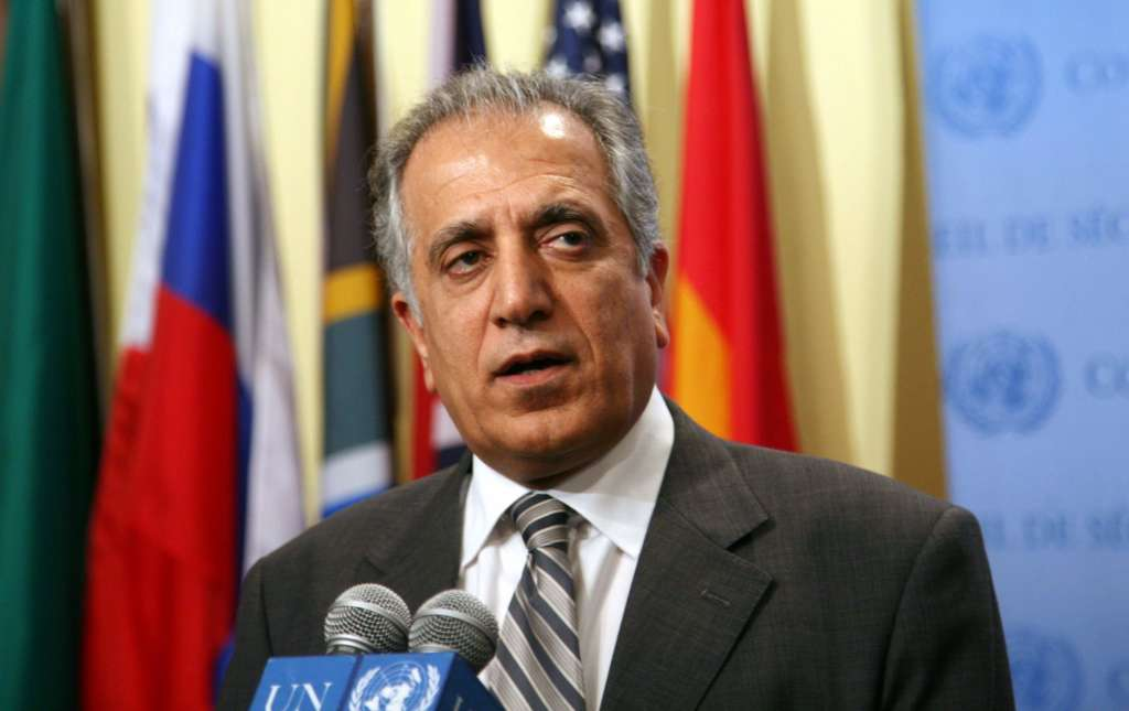 Khalilzad Warns of Inter-Shi'ite Strife in Iraq over Oil