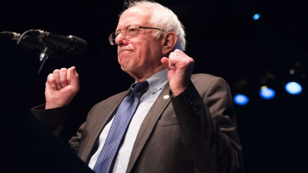 Sanders Will Vote for Clinton, but No Endorsement Yet