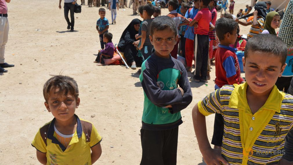 UNICEF: More than 3 Million Iraqi Children Now at Risk from Increasing Violence