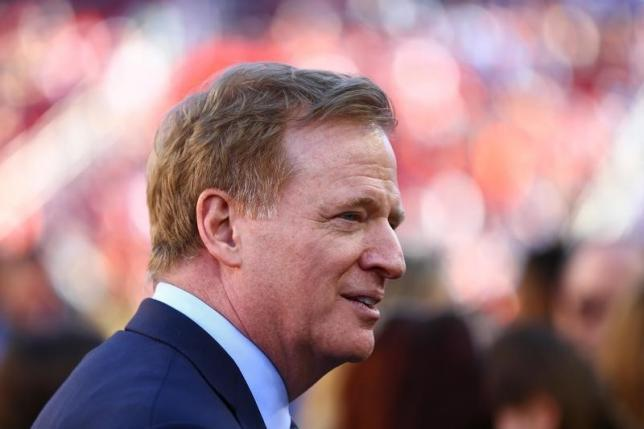 NFL's Twitter Account Hacked, Commissioner is Fine: NFL