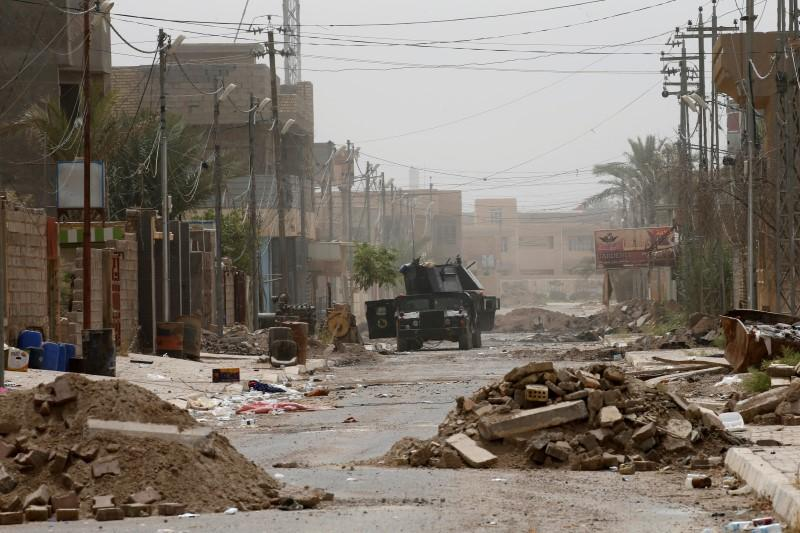 Iraqi Forces Recapture ISIS Holdout in Fallujah