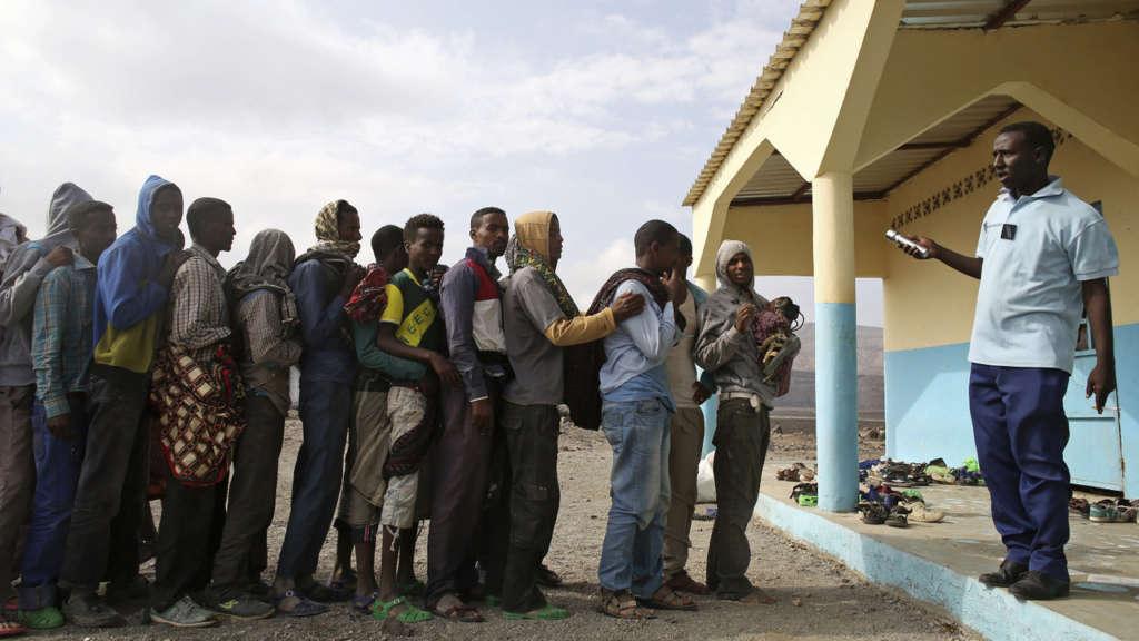 Eritrea Blames Ethiopia for Border Clash