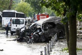 At Least 11 People Killed in Istanbul Bomb Blast
