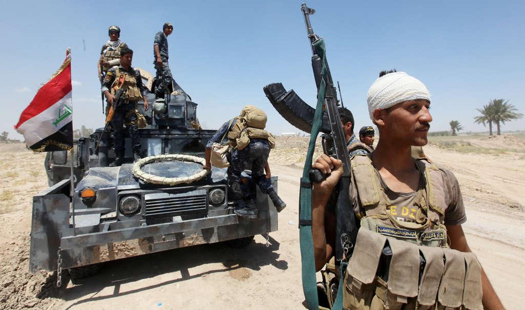 U.S. Refers Humanitarian Violations in Fallujah to Abadi's Government