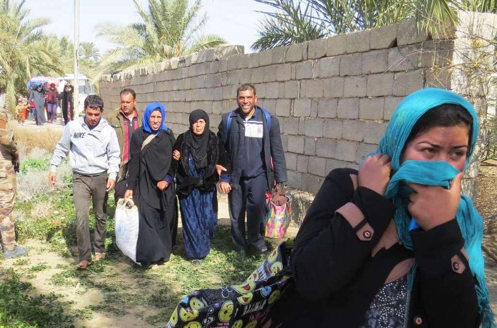 Fallujah's Humanitarian Disaster: 'We are Desperate'