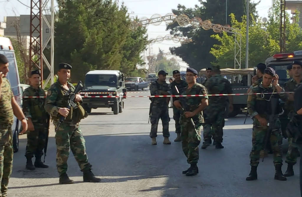 Lebanon after Qaa Explosions: A New Phase of Countering Terrorism