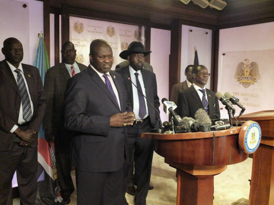 Renewed Fighting in South Sudan as Fears of Civil War Rise